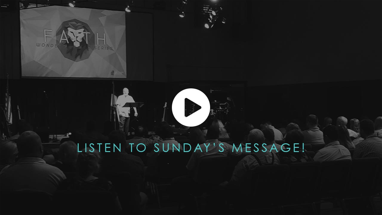 Listen to Sunday's Message